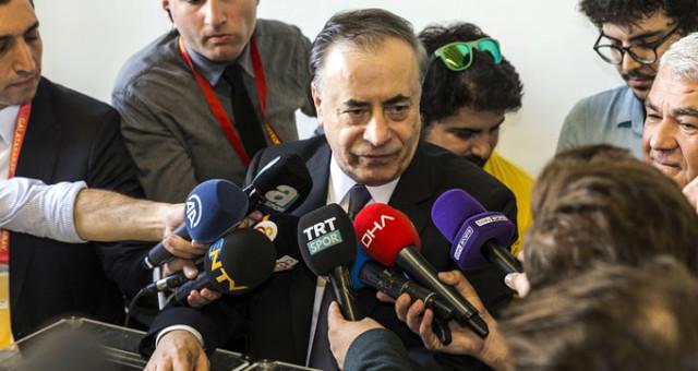 Yeniden başkan seçilen Mustafa Cengiz'den ilk açıklama