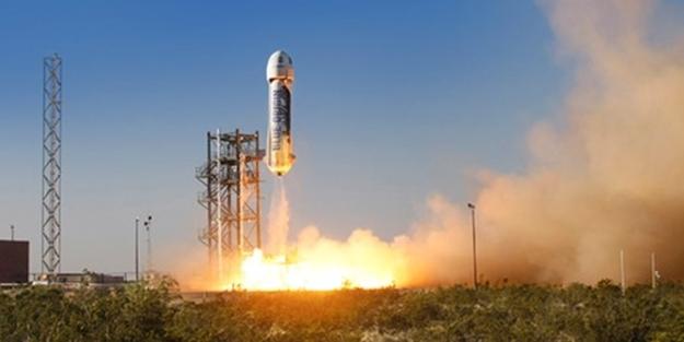 Yeniden kullanılabilir roket geliştirildi! (Video)