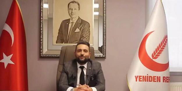 Yeniden Refah Partisi'nden dikkat çeken Doğu Türkistan çağrısı