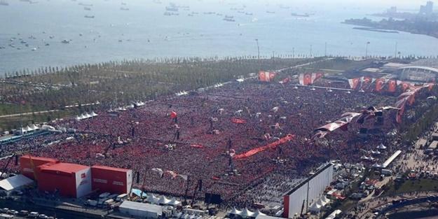 Yenikapı İstanbul Mitingi ne zaman saat kaçta? Yenikapı Miting alanına nasıl gidilir?