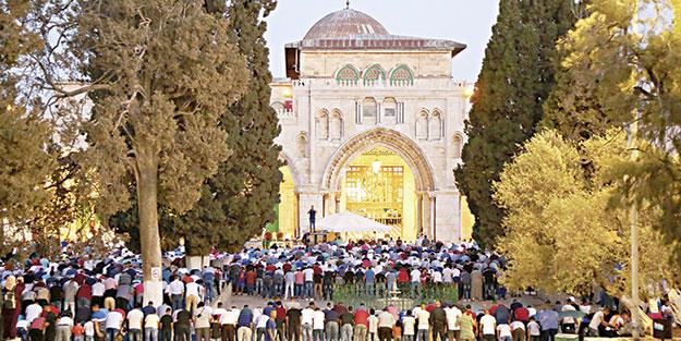 Yenikapı'da Kudüs günü