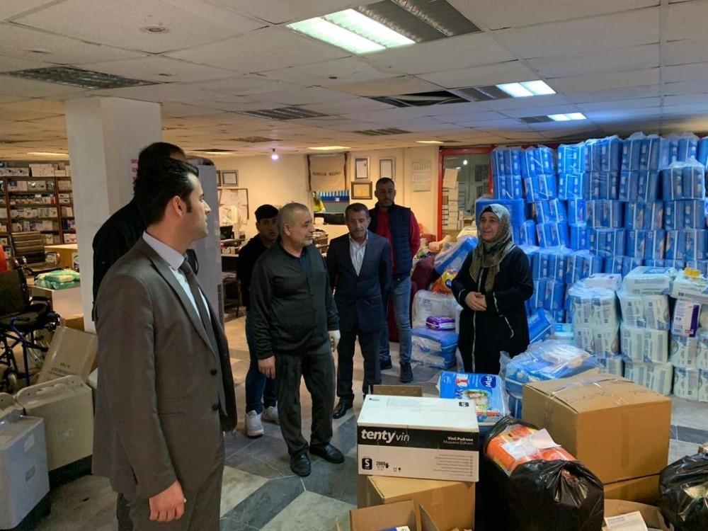 Yenişehir'de virüse karşı sıkı tedbir