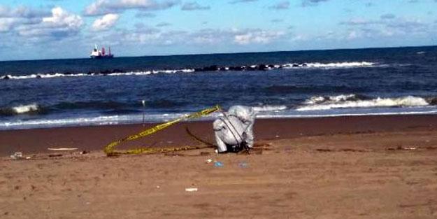 Yer: Sakarya! Sahile vuran cisim sonrası ekipler harekete geçti