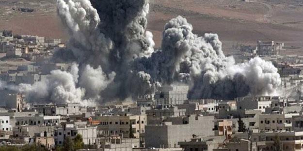 Yerel ajanslar duyurdu! ABD Deyrizor'da 25 sivili katletti