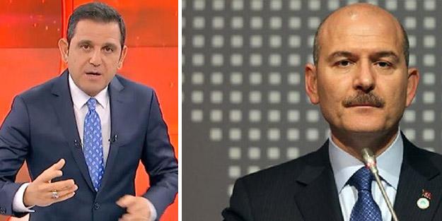 'Yerel hükümet' skandalına imza atan Fatih Portakal'dan komik savunma!