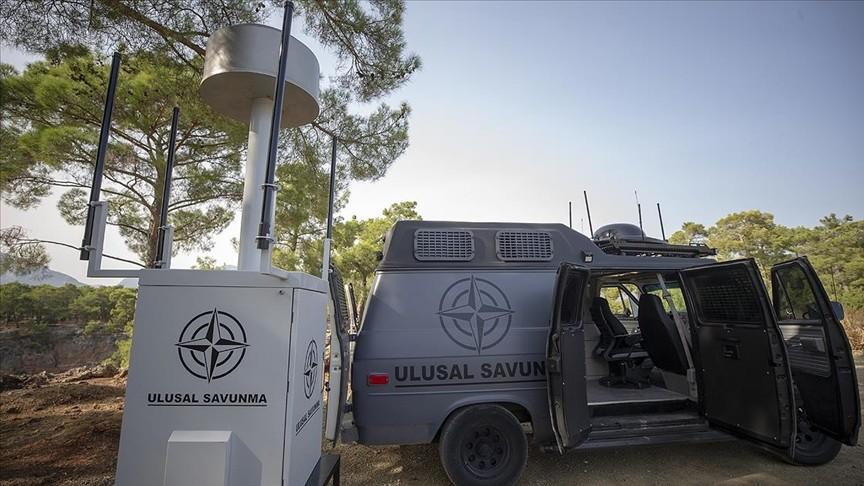 Yerli 'mobil dronesavar'da ilk ihracat Rusya'ya