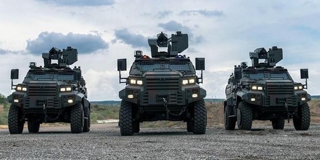 Yerli motorlu zırhlı araçlar için tarih belli oldu