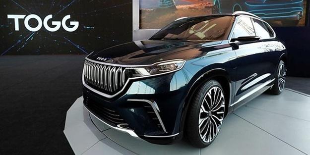 Yerli otomobil TOGG yeni gelişmeyi duyurdu
