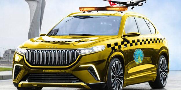 Yerli otomobil tüm havaalanlarında kullanılacak