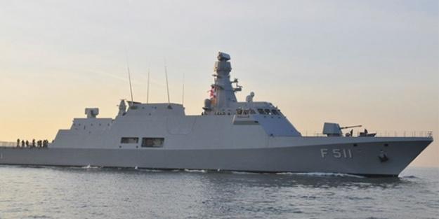 Yerli savaş gemisi donanmaya katılıyor