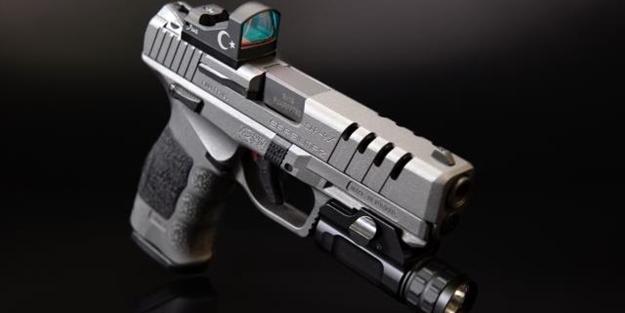Yerli tabanca Sar 9'a ABD'den ikinci ödül