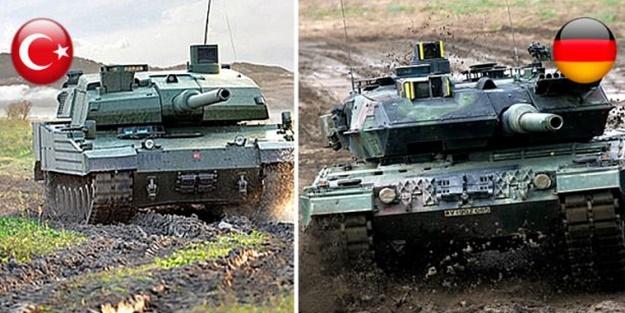 Yerli üretim Altay mı, Leopard mı? Hangisi iyi?