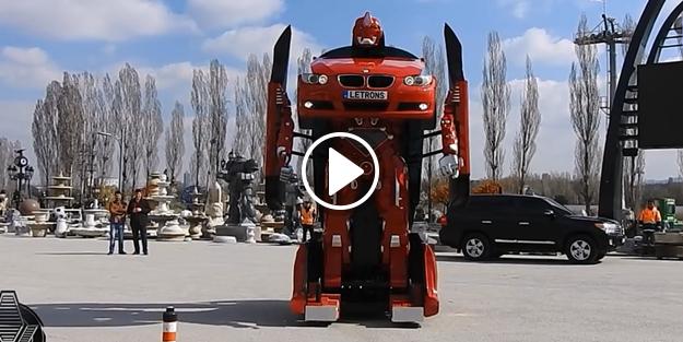 Yerli üretim gerçek transformer: Letrons