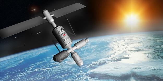 Yerli uydudan ilk sinyal geldi