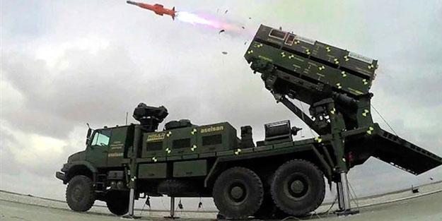 Yerli ve milli hava savunma sistemi! Hisar-A için kritik tarih açıklandı