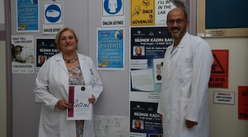 Yerli ve milli kanser ilacı yolunda önemli adım: US Patent