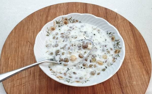 Yeşil mercimekli soğuk çorba nasıl yapılır? Yaz için soğuk çorba tarifleri