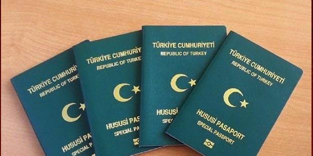 Yeşil pasaport başvurusu - yeşil pasaport alma şartları