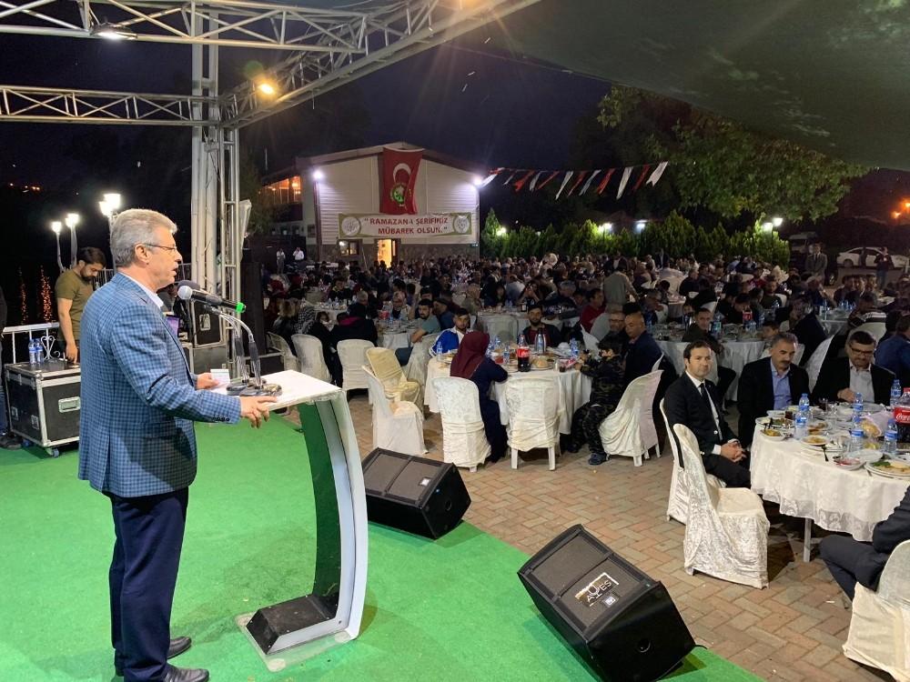 YEŞİLHİSAR'A SOS SİSTEM DEPO MÜJDESİ