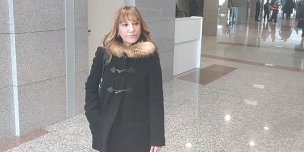 Yeşim Meltem Şişli, İstanbul Adliyesi'nde savcıya ifade verdi