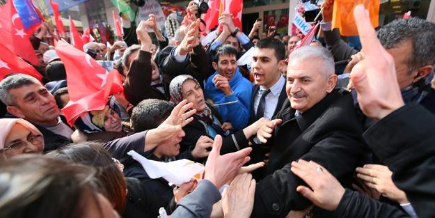 Yıldırım: İzmir'i imar edeceğiz