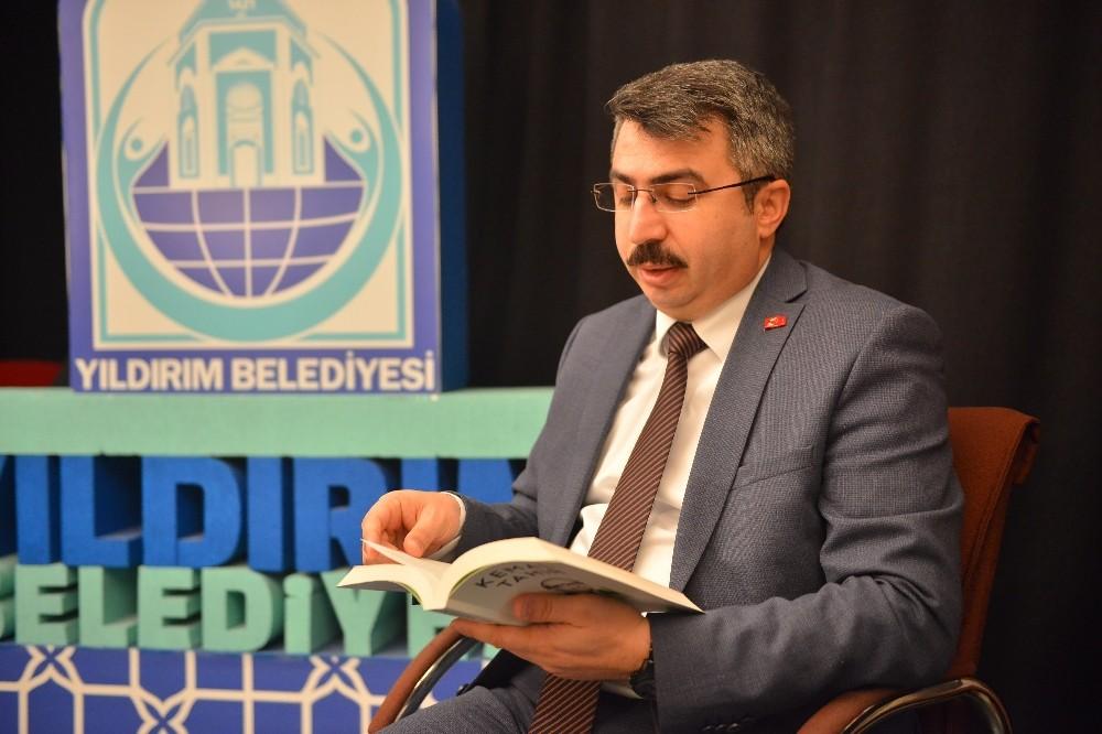 Yıldırım'dan Türkiye'nin her köşesine kitap