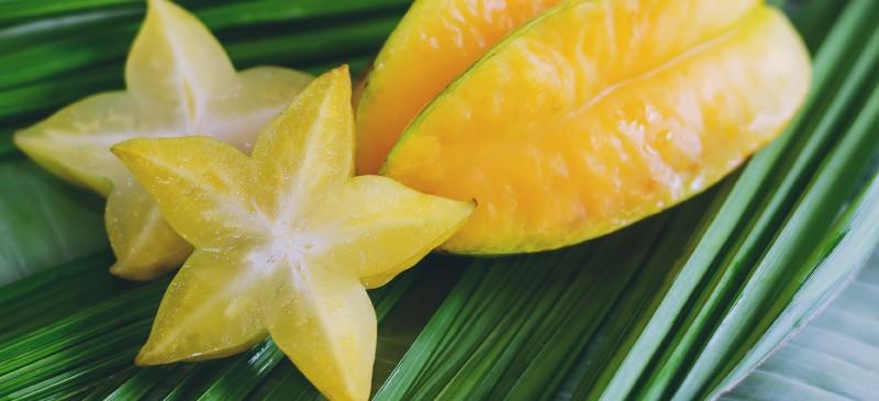 Yıldız meyvesi nedir? Tüm dünyanın hayran olduğu meyvenin faydaları