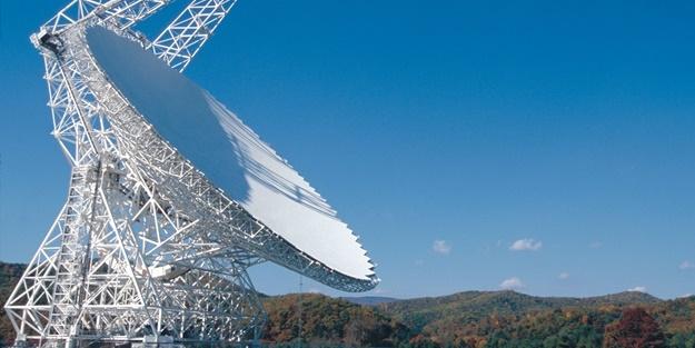Yıldızın etrafında keşfedilen gizemli cisim, yoksa dev bir uzay aracı mı?