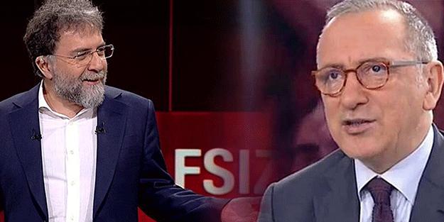 Yılmaz Özdil'in açıklaması Fatih Altaylı ve Ahmet Hakan'ı karşı karşıya getirdi