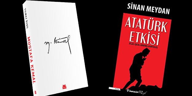 Yılmaz Özdil'in ardından Sinan Meydan'ın 'Atatürk Etkisi' kitabı da raflarda yerini aldı