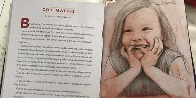 Yine çocuk kitabı, yine rezalet! 'Anne baksana ne kadar tuhaf bir şey yazıyor'