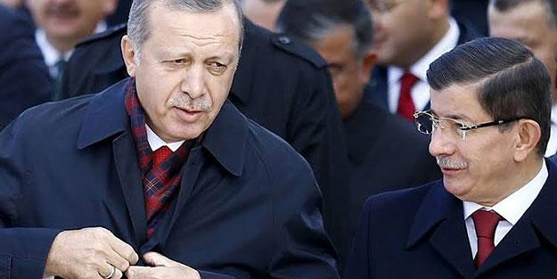 Yine hadlerini aştılar! Küstah iddia: Erdoğan, Davutoğlu'nu cezalandırıyor