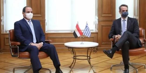 Yine ortalığı karıştıracaklar! Mısır ve Yunanistan skandal planı devreye soktu