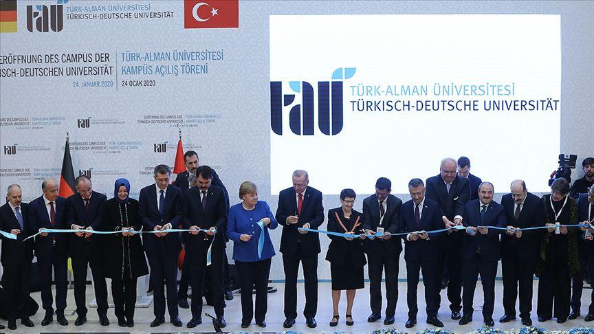 YÖK Başkanı Saraç: Türk ve Alman toplumlarının daha da yakınlaşmasını sağlayacaktır
