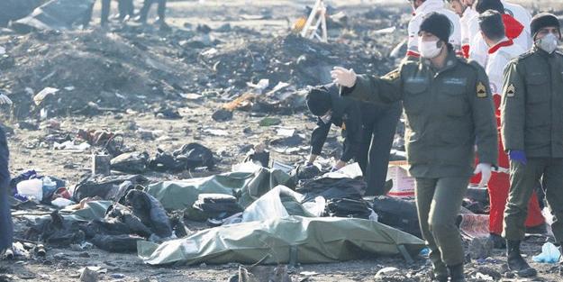 Yolcu uçağını düşürmüşlerdi! İran'dan flaş karar
