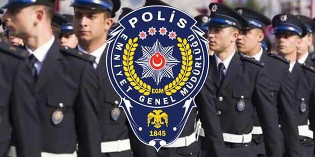 Yozgat'ta eğitim gören polis adayları öğretmenleri unutmadı