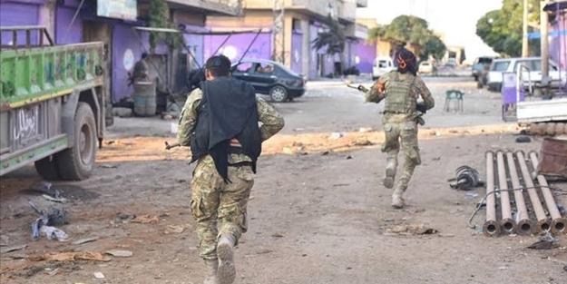 YPG/PKK saldırdı: 4 asker şehit!