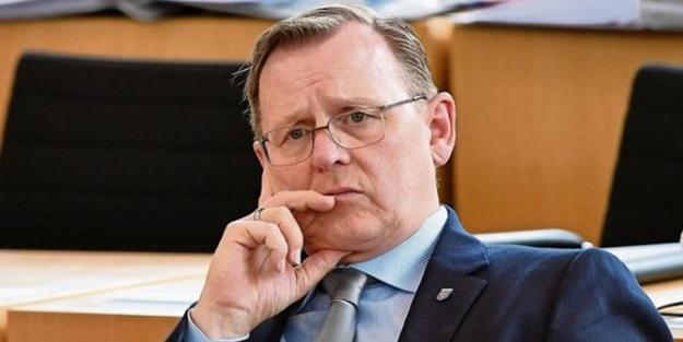 YPG destekçisi Almanya'nın eyalet başbakanı da 'Tamam' dedi