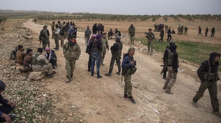 YPG ile çatışma! Çoğu ele geçirildi
