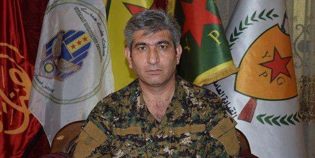YPG sözcüsünden Türkiye'ye alçak tehdit!