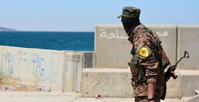 YPG'den kamuflaj oyunu