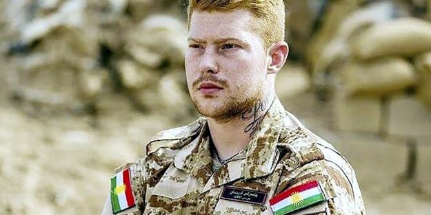 YPG'li İngiliz ajan terörist, Türkiye'den kaçtı!