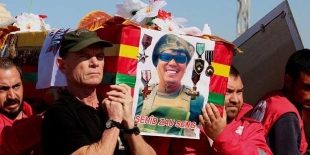 YPG'li terörist Zau Seng öldürüldü