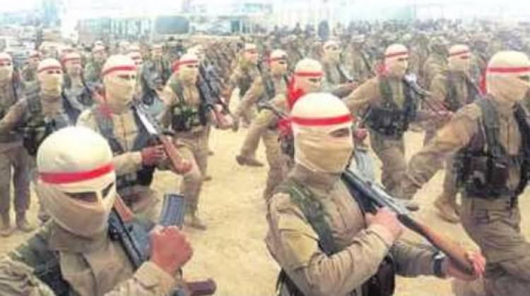 YPG'li teröristlerin Türkiye korkusu