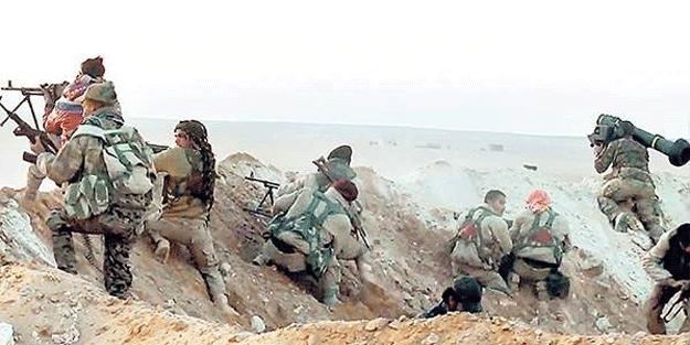 YPG'nin kullandığı silah şoke etti!