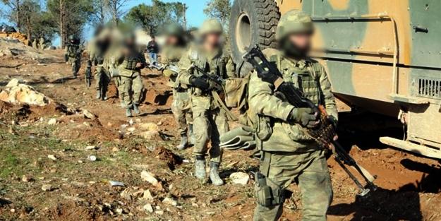 YPG'nin kuzey savunması çökertildi