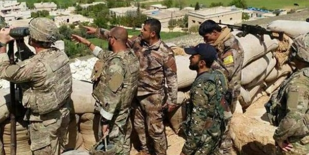 YPG/PKK gittiği yerde yeniden kuracak! ABD'nin yardımıyla...