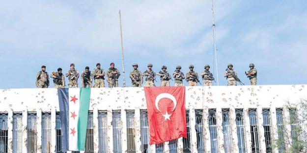 YPG/PKK kılıflı 'Küçük İsrail' devleti projesi çöktü! Siyonist İsrail'e Osmanlı tokadı