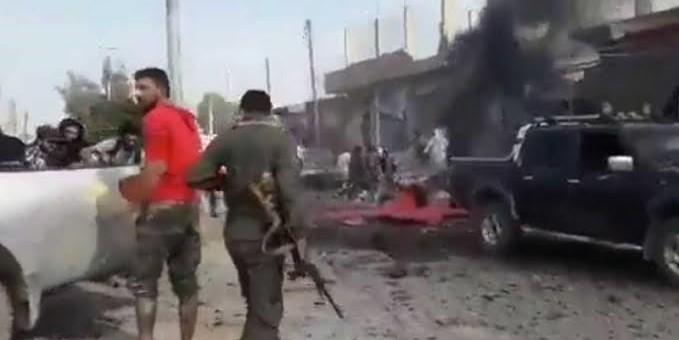 YPG/PKK'dan Tel Abyad'da terör saldırısı!