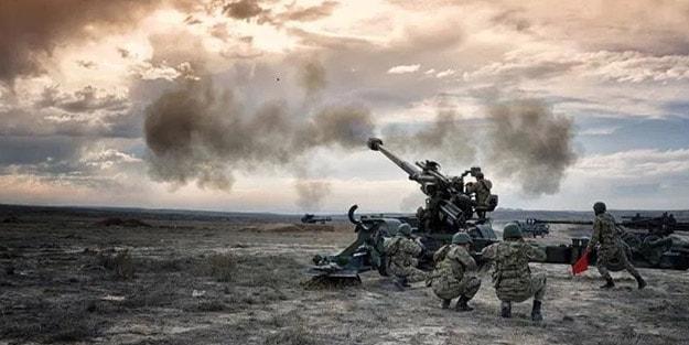 YPG/PKK'lı teröristler Tel Rıfat'tan Azez'deki sivillere saldırdı